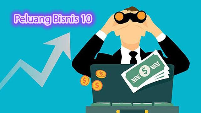 10 Peluang Bisnis