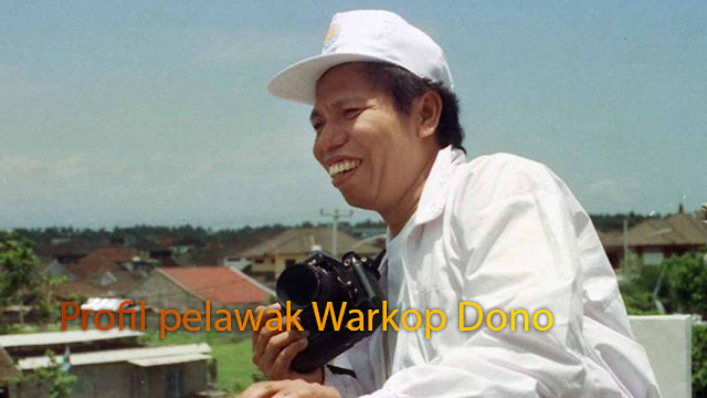 Profil pelawak Warkop Dono