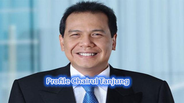 profile Chairul Tanjung