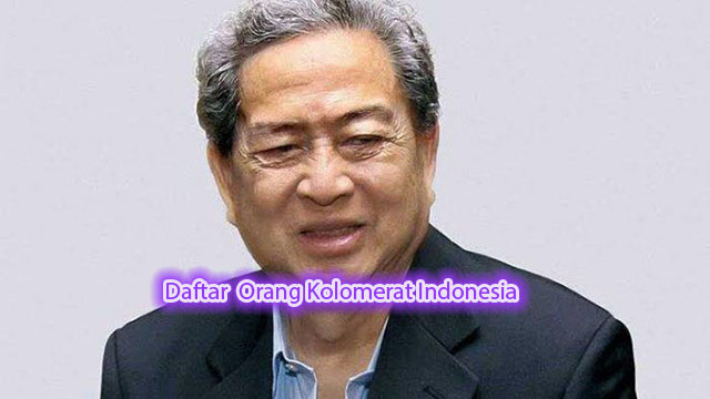 Daftar Orang Kolomerat Indonesia